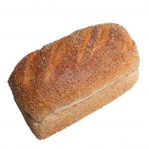 Tarwebrood Sesam Half