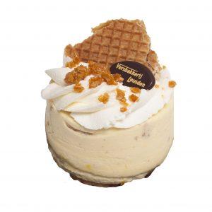 Crème brûlée gebakje