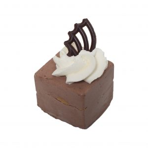 Petit four chocolade